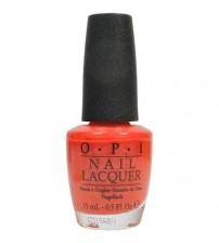 OPI Nail Lacquer, 'My Paprika is Hotter than Yours!' NL E76 0.5 oz