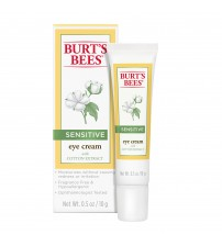 Burt's Bees Sensitive Eye Cream, 0.5oz