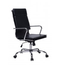 VIVA OFFICE Modern High Back Task Chair, Office Chair with Cushioned Seating