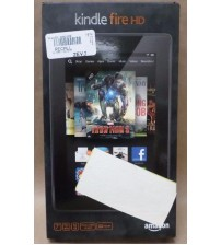 Amazon Kindle Fire HD 8 GB 7 Inch WiFi P48WVB4 Black Tablet FOR PARTS ONLY FPO 0227