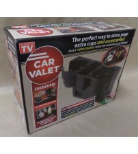 As Seen On TV Car Valet Instant Organization Black New See Details
