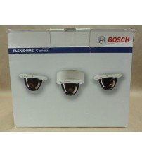 Bosch Flexidome Security Camera Indoor Black and White 12VDC Surface Mount New