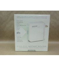 Wireless Instant Router and Extender 150 mbps Transfer Speed 2.4 GHZ Brand New