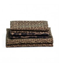 Honeymoon Sheet Set Cheetah Print Soft Microfiber 4 Piece Choose Your Size New NL
