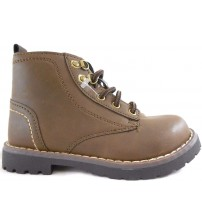 Crevo Hemoth PT Brown Low Boots For Toddler Boys Size 10 M Brand New In Box JSL 1550