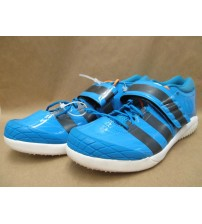 Adidas AdiZero Javelin 2 Field Event Shoes Blue Size 15 Brand New SGS 133