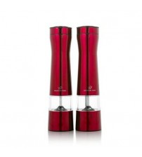 Wolfgang Puck Adjustable Spice Mills 2 Pack Available in Various Colors
