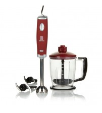 Robert Irvine Blend Anything Machine with Quad Blade Chopper Blender Various Colors Factory Refurbished