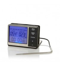 Curtis Stone Stainless Steel Digital Read Meat Thermometer