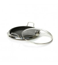 Curtis Stone 30 cm Nonstick Multipurpose Pan With Roasting Rack & Lid