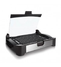 Curtis Stone Reversible Grill Griddle with Glass Lid Available in Multiple Colors Factory Refurbished