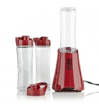 Robert Irvine Personal Blender with 3 Bottles Multiple Colors Available Factory Refurbished