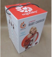 Ergobaby Original Collection Baby Carrier in Vibrant Red Comfort Brand New BABY 467
