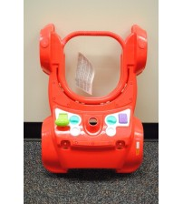 Kolcraft Activity Walker 4 By 4 Two In One Convert Walking Toy Racer Red New BABY 5481