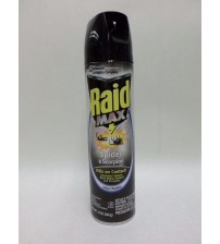 Raid Max Spider and Scorpion Killer Kills On Contact Indoor and Outdoor 12oz New