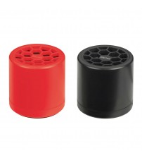 808 Thump Bluetooth Wireless Speaker Portable Convenient Black or Red Brand New ELEC 5097
