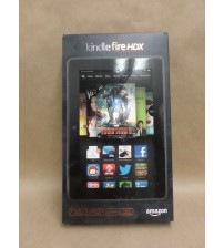 Amazon Kindle Fire HDX 7 16 GB WiFi 7 inch Black Front Facing Camera For Parts FPO 0148