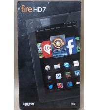 Amazon Kindle Fire HD 7 Tablet 16 GB WiFi 7 inch Screen SQ46CW FOR PARTS ONLY FPO 0166