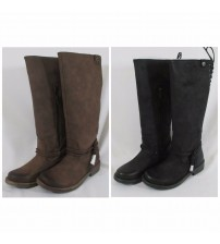 Roxy Rider J Boots Womens Knee High Round Toe Boot Sizes 5.5-11 Black or Brown