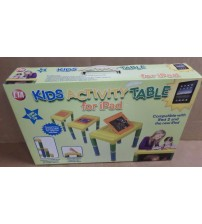 CTA Digital Activity Table For Kids Adjustable Height Fits iPad 2 New Open Box KIDS 168
