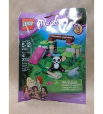 Lego Friends Panda In The Bamboo 41049 Series 6 Building Toy Brand New