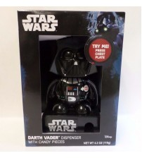 Mini Candy Dispenser Star Wars Toy Lights Sounds With Candy Disney Darth Vader