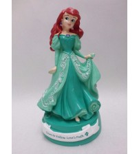 Disney Ariel Figurine Hand Painted Dare To Follow Loves Path 8 Inches Brand New KIDS 265