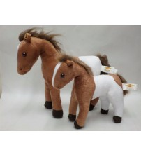 Rockin Rider Poseable Horse Toy Cheyenne and Charlie Family With Music and Sound