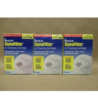 Kaz DynaFilter Air Cleaning Cartridge K14-3W 3 Pack Ea Lot of 3 New MED 170