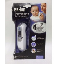 Braun ThermoScan Ear Fast Easy Thermometer Accurate ExacTemp New See Details MED 350