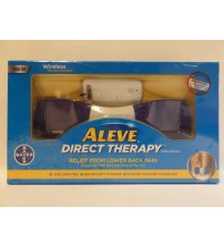 Aleve Direct Therapy Relief From Lower Back Pain Safe Drug Free High Intensity MED 363