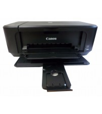Canon Pixma Photo Printer Wireless MG3520 All In One Hybrid Inkjet System Used OFCE 130