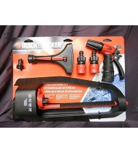 Black and Decker 8 Piece Watering Combo Pack Garden IQ Series Brand New OUT 9