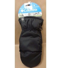 Columbia Mittens Youth City Trek Omni Shield Stain Water Resistant Black Sz Med SGA 1046