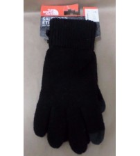 The North Face Gloves Unisex Salty Dog E Tip Black Fits Size Large to XLarge SGA 939