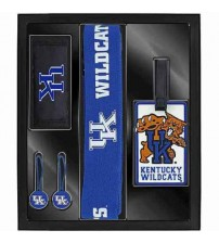 Aminco Sports 5 Piece Travel Box Set In Kentucky Wildcats Sports Enthusiast New TRAV 5015
