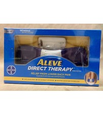 Aleve Direct Therapy Tens Device Wireless Relief Lower Back Pain NEW SEALED OTC 2288