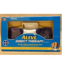 Aleve Direct Therapy Tens Device Wireless Relief Back Pain MISSING SCREWDRIVER OTC 2370