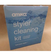 AMIKA STYLER CLEANING KIT MICRO FIBER CLOTH + SPECIAL POLYMER CLEANING AGENT AMD 880