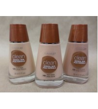 CoverGirl Clean Liquid Foundation for Normal Skin