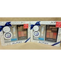 Almay 4 Piece Deluxe Holiday Cosmetic Gift Set *Choose Your Skin Tone* Exp 09/21 EAS 0551