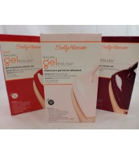 Sally Hansen Salon Gel Polish Manicure 3 Step Starter Kit