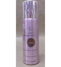 Aero Minerale Makeup Mist Shade Sable 1.5 oz Hydrating Mineral Foundation New HVN 909