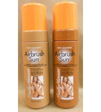 New Sally Hansen Airbrush Sun Instant Tanning Mousse *Choose Your Shade* New