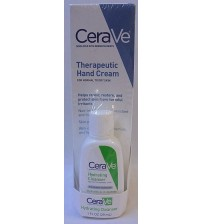 CeraVe Therapeutic Hand Cream Normal to Dry Plus Hydrating Cleanser New Sealed MJB 411