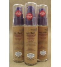 Almay Age Essentials Liquid Foundation SPF 15 1oz CHOOSE YOUR SHADE Exp 01/19 +
