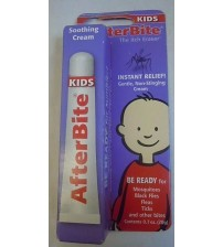 After Bite The Itch Eraser Kids Soothing Cream For Instant Itch Relief 0.70 oz OTC 2574