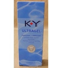 K Y UltraGel Personal Lubricant Water Based For Performance 1.5 oz Exp 10/17 +