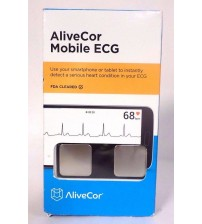 AliveCor Mobile ECG Wireless Electorcardiogram Apple iOS and Android FDA Cleared
