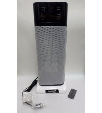 Apollo 2000 Space Heater LCD Display With Remote 1500 sqft by Aerus in White New ELEC 5139